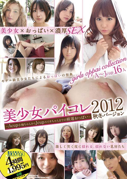 美少女パイコレ2012 秋冬バージョン 16人