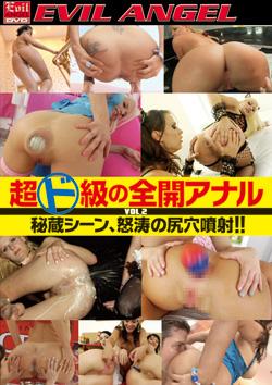 DSD585 | 超ド級の全開アナル vol.2 ~秘蔵シーン、怒涛の尻穴噴射!!~