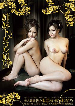 通常盤 姉妹トルコル風呂 軽井沢ラグジュアリー-SOAP-激似姉妹のトルコル風呂列伝